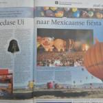 Ballonvaren in Mexico: Leon naar Leon
